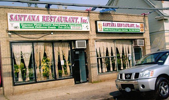 Santana Restaurante 226 South Franklin Street Hempstead Ny 11550