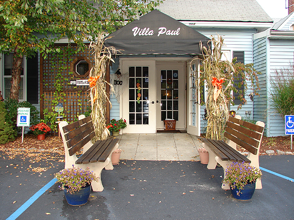Villa Paul Restaurant 162 West Montauk Hwy Hampton Bays Ny
