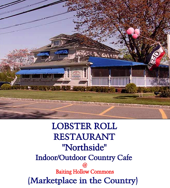Lobster Roll - Full Menu Available For Take Out - 631.369.3039